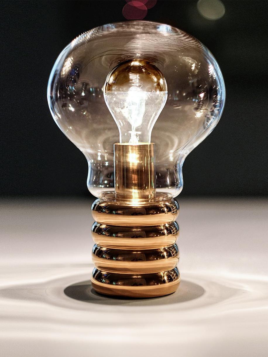 Bulb Brass